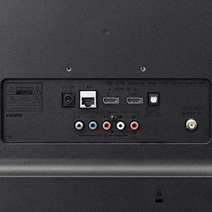 LG Electronics 24LM530S-PU 24-Inch HD webOS 3.5 Smart TV 4