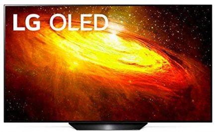 "LG OLED65BXPUA 65"" BX 4K OLED TV AI ThinQ (2020) with Deco Gear Soundbar Bundle 2"