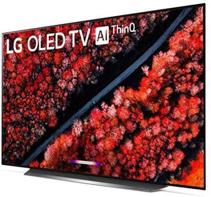 "LG C9 Series Smart OLED TV - 65"" 4K Ultra HD with Alexa Built-in, 2019 Model 3"