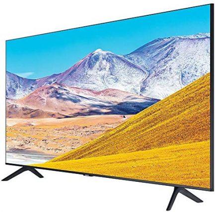 SAMSUNG UN65TU8000FXZA 65 inch 4K Ultra HD Smart LED TV 2020 Model Bundle with Support Extension 4