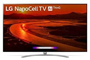 "LG 75SM9970PUA Alexa Built-in Nano 9 Series 75"" 8K Ultra HD Smart LED NanoCell TV (2019) 1"