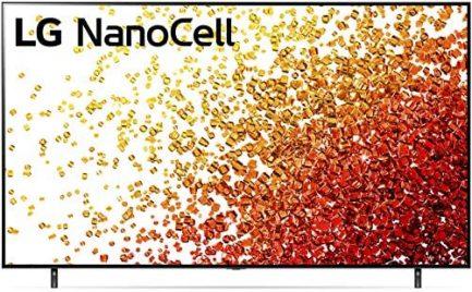 "LG 86NANO90UPA Alexa Built-In NanoCell 90 Series 86"" 4K Smart UHD NanoCell TV (2021) 1"