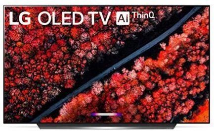"LG C9 Series Smart OLED TV - 65"" 4K Ultra HD with Alexa Built-in, 2019 Model 1"