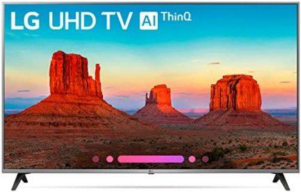 LG Electronics 55UK7700 55-Inch 4K Ultra HD Smart LED TV (2018 Model) 1