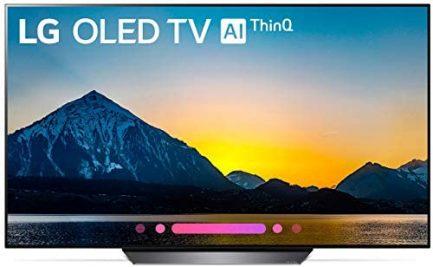 LG Electronics OLED55B8PUA 55-Inch 4K Ultra HD Smart OLED TV (2018 Model) (Renewed) 1