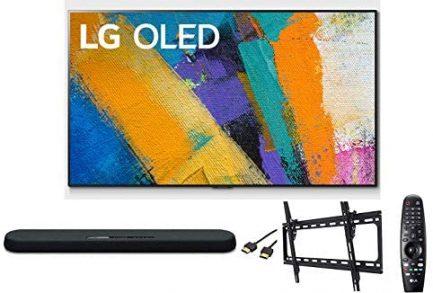 LG GX 65 inch 4K OLED TV Bundle w/Soundbar and TV Mount - LG Authorized Dealer 1