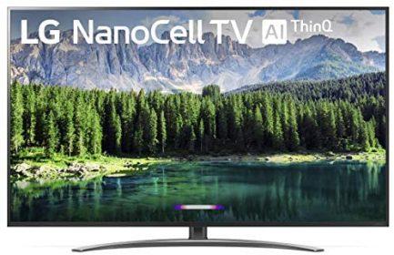 "LG Nano 8 Series 75SM8670PUA TV, 75"" 4K UHD Smart LED NanoCell, 2019 model 1"