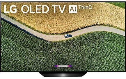 """LG OLED55B9PUA B9 Series 55"""" 4K Ultra HD Smart OLED TV (2019) 1"""
