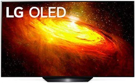 "LG OLED55BXPUA Alexa Built-In BX 55"" 4K Smart OLED TV (2020) (Renewed) 1"