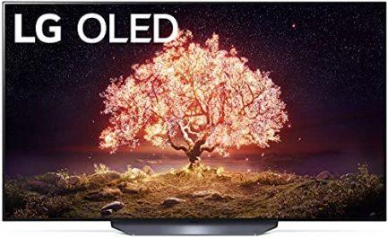 "LG OLED77B1PUA Alexa Built-in B1 Series 77"" 4K Smart OLED TV (2021) 1"