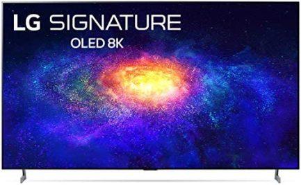 LG SIGNATURE OLED77ZXPUA Alexa Built-In ZX 77-inch 8K Smart OLED TV (2020 Model) 1