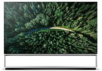 "LG SIGNATURE OLED88Z9PUA Alexa Built-in Z9 88"" 8K Ultra HD Smart OLED TV (2019) 1"