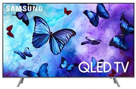 "Samsung QN65Q6FN FLAT 65"" QLED 4K UHD 6 Series Smart TV 2018 1"